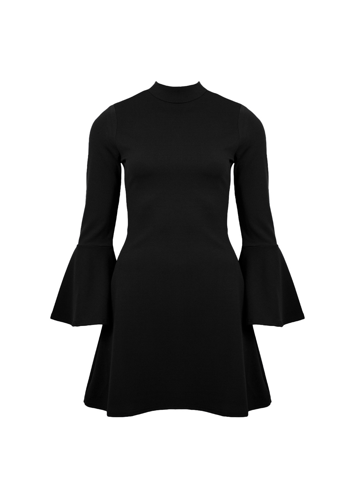 Dress with no stress zwart