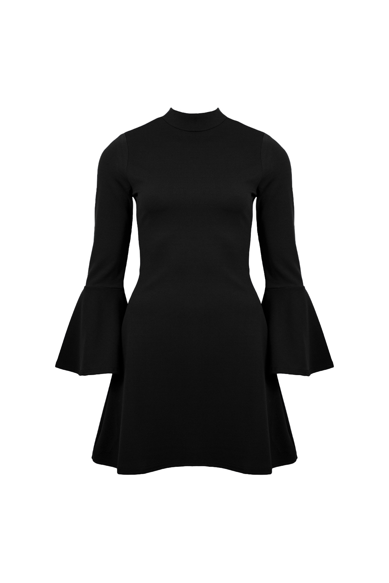 Dress with no stress zwart