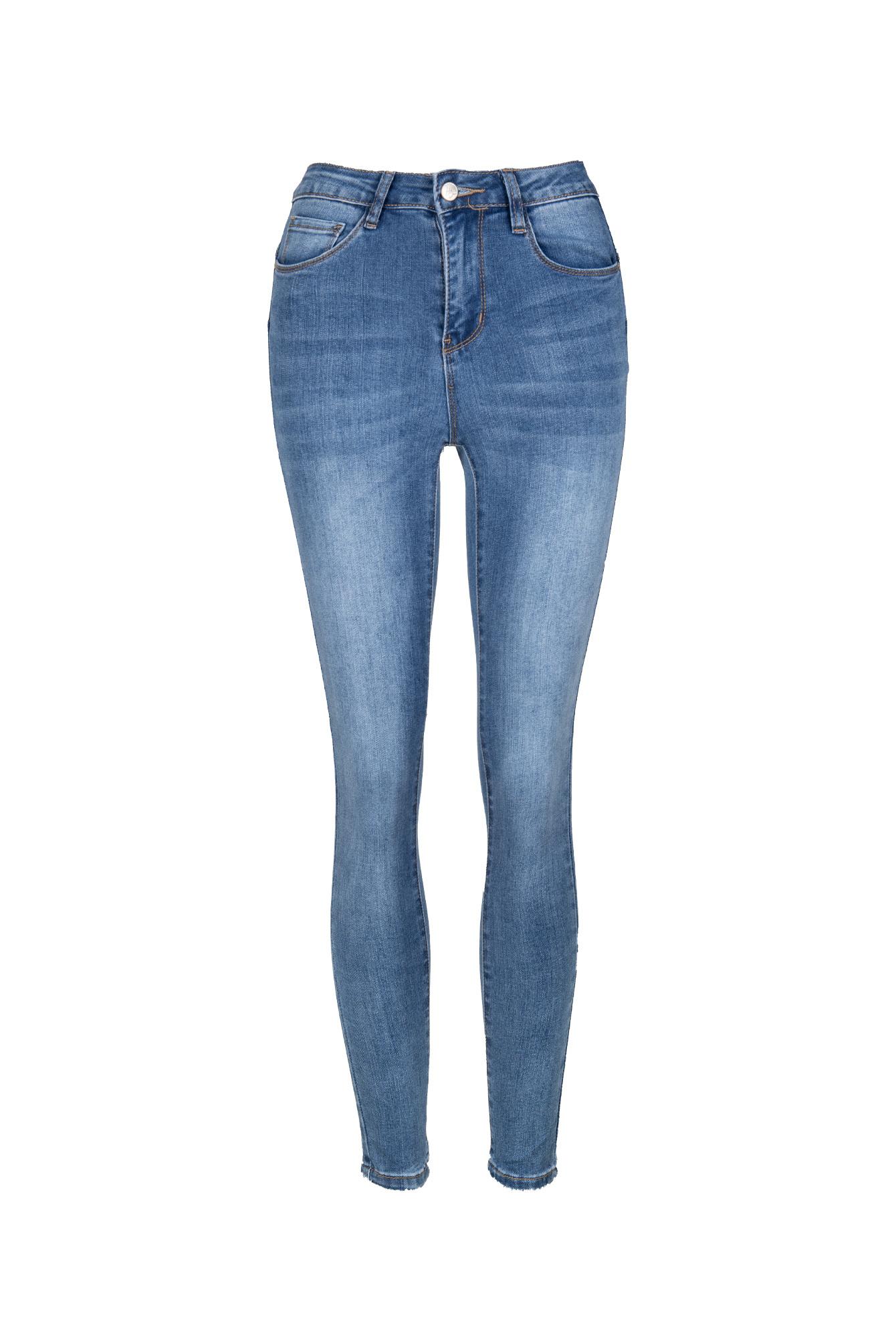 Midwaist skinny jeans Clara