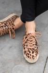 Happy feet leopard