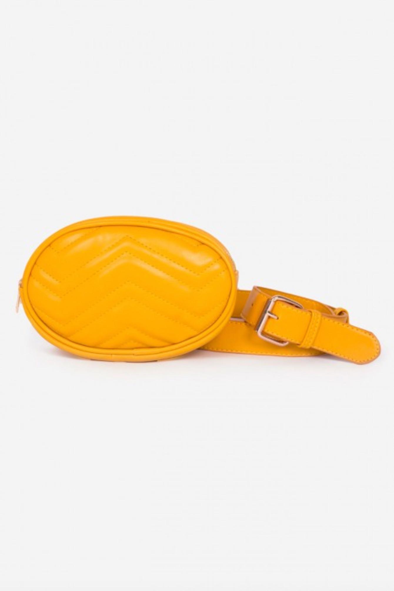 Heuptas geel