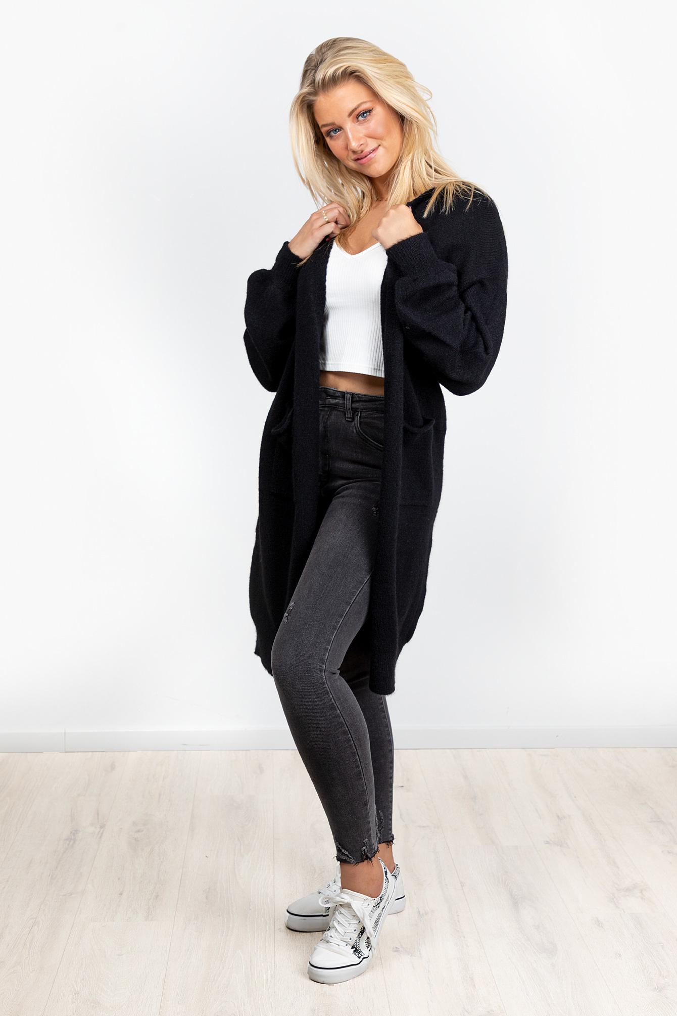 Knit Luna zwart