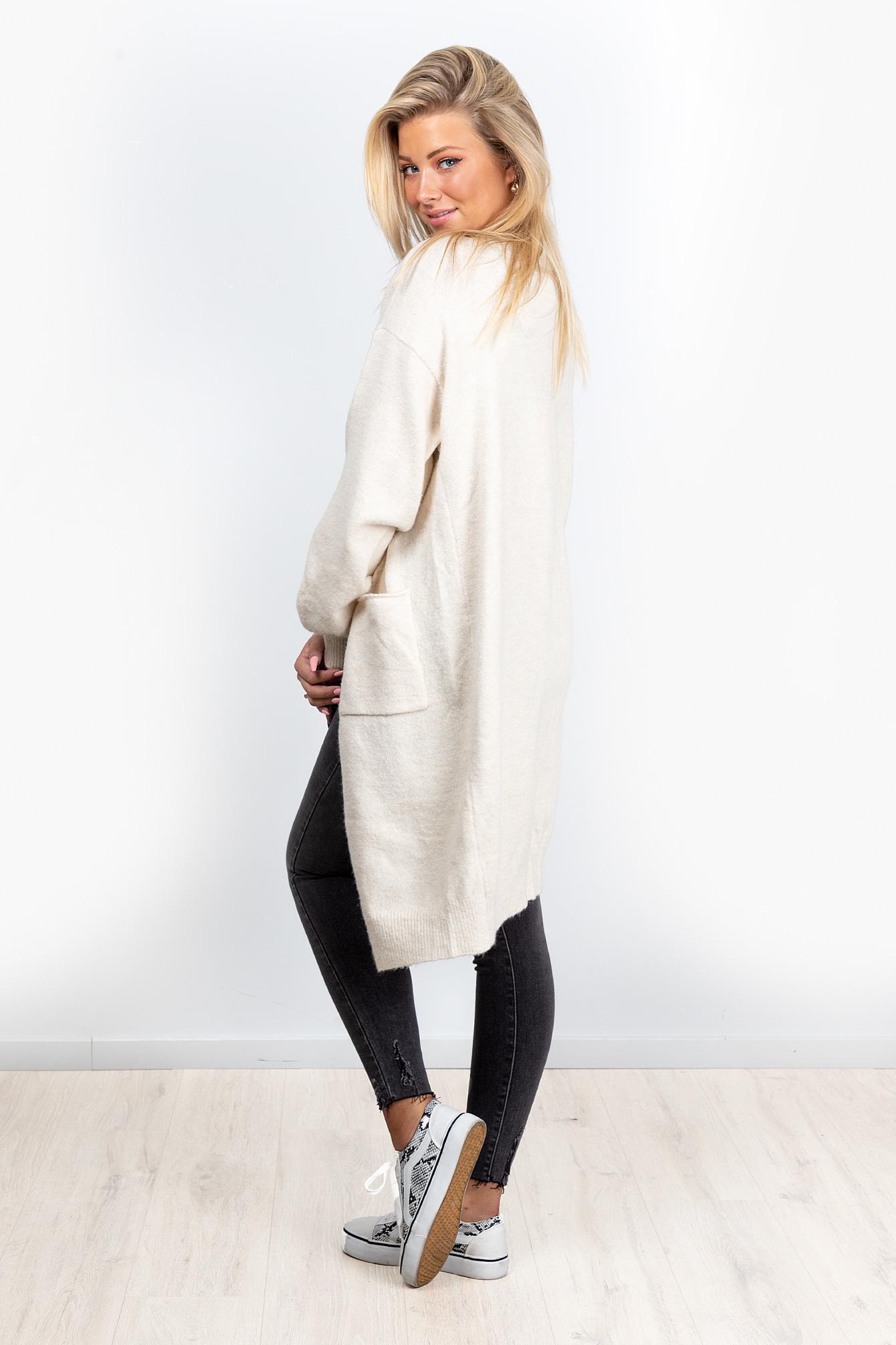 Knit Luna beige