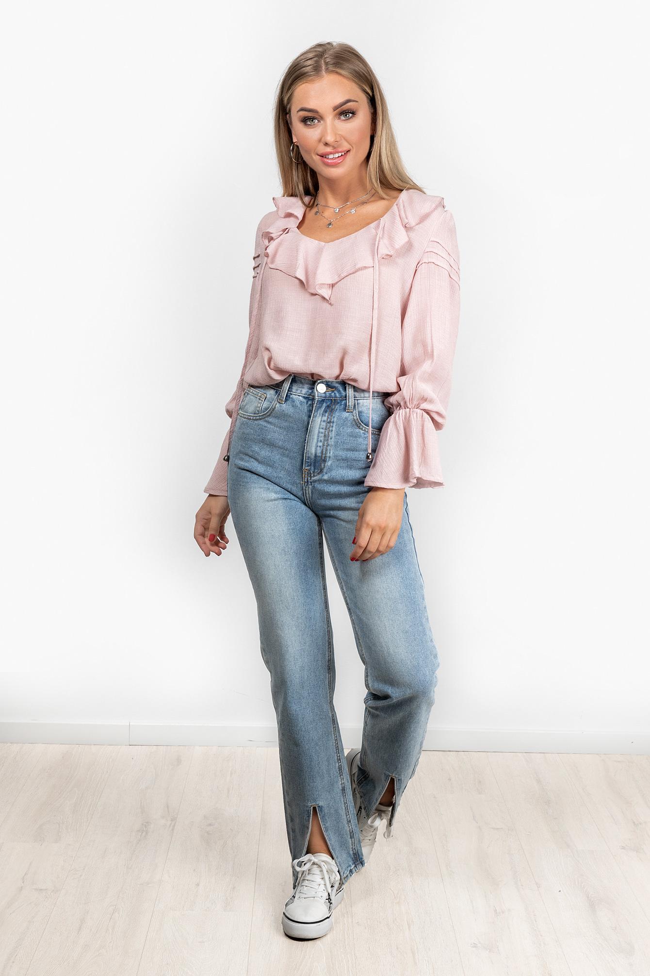 Blouse Hanna roze