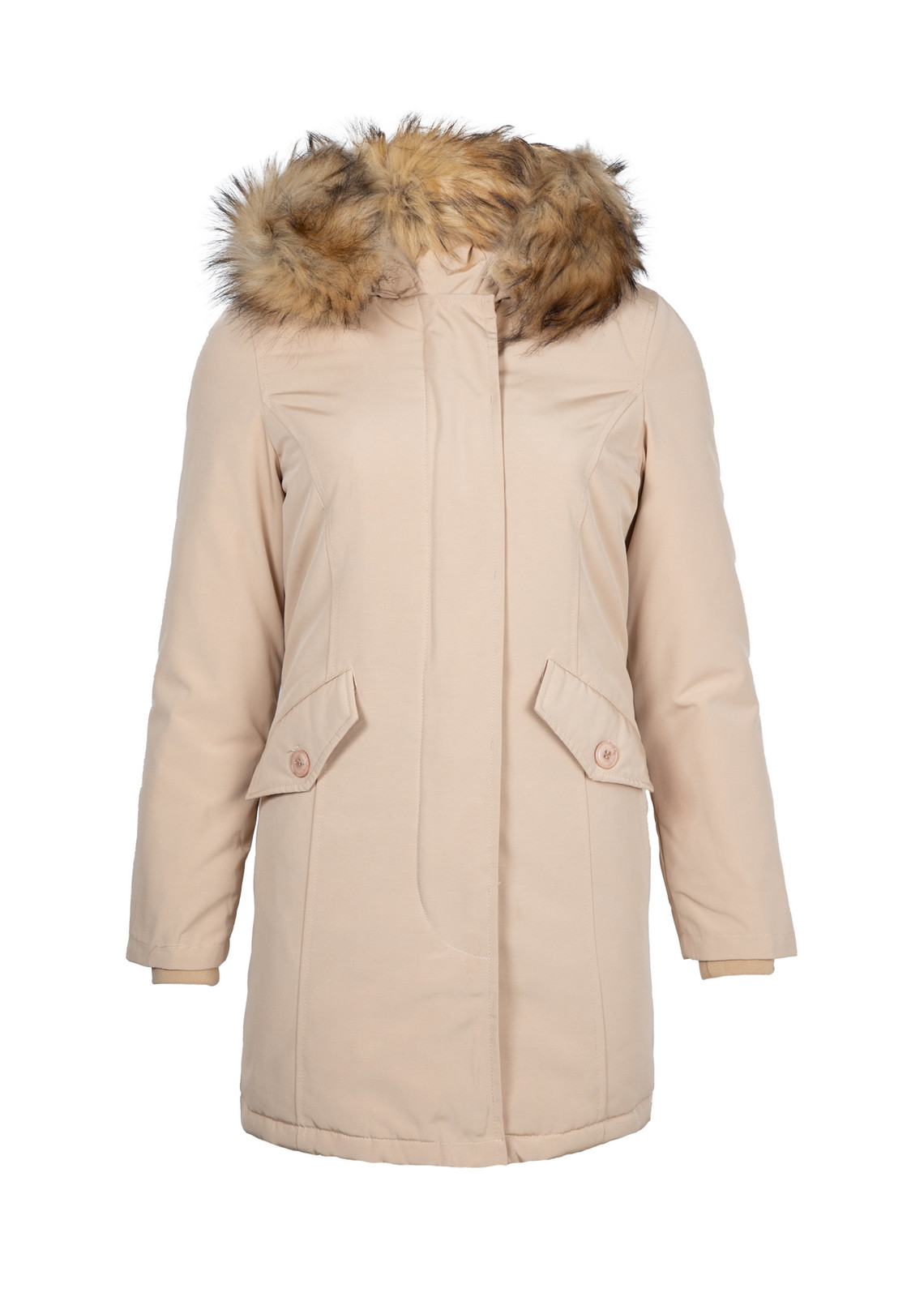 Wanted Parka beige