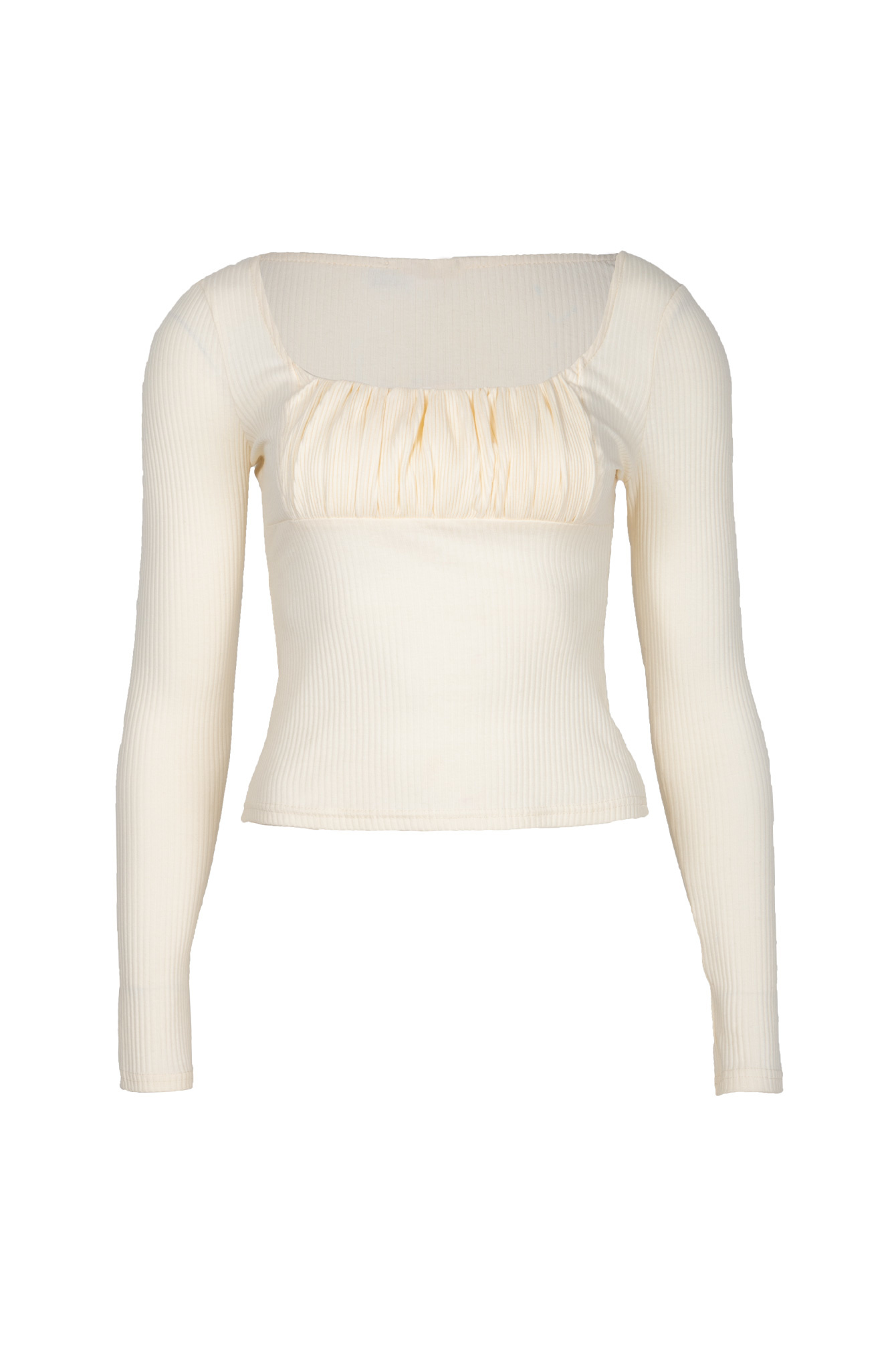 Basic top Tara off white