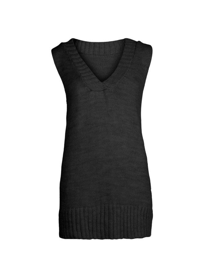 Vest Jaylin zwart