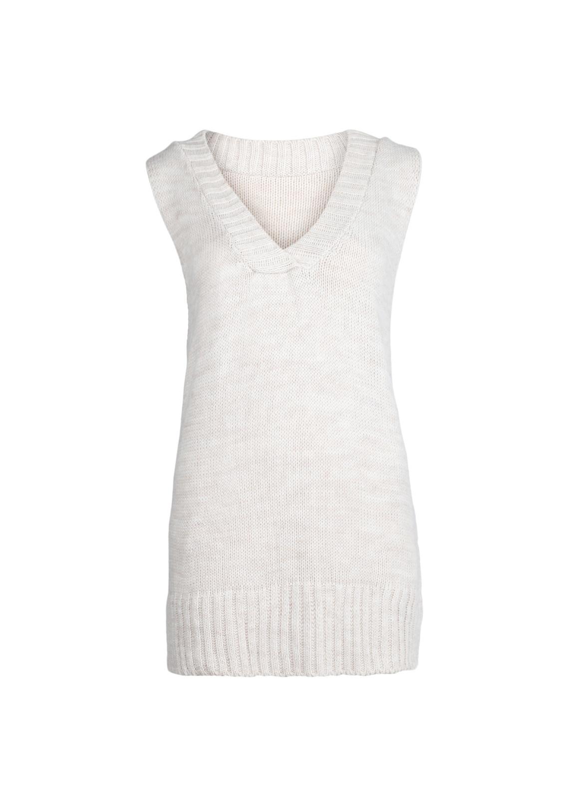 Vest Jaylin beige