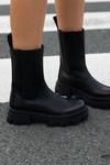 Chelsea boots Karin zwart