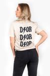 T-shirt Sofie beige