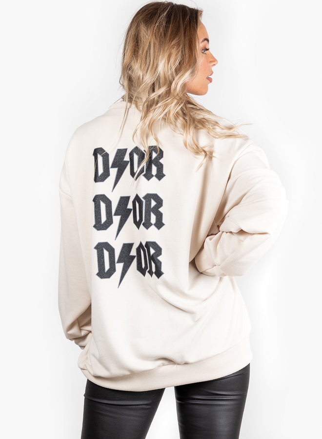 Sweater Dana beige