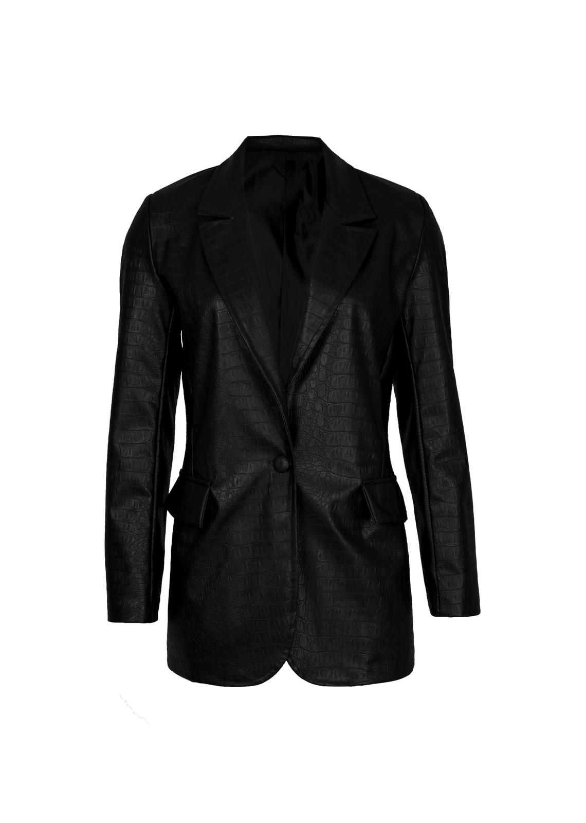 Snake jacket black