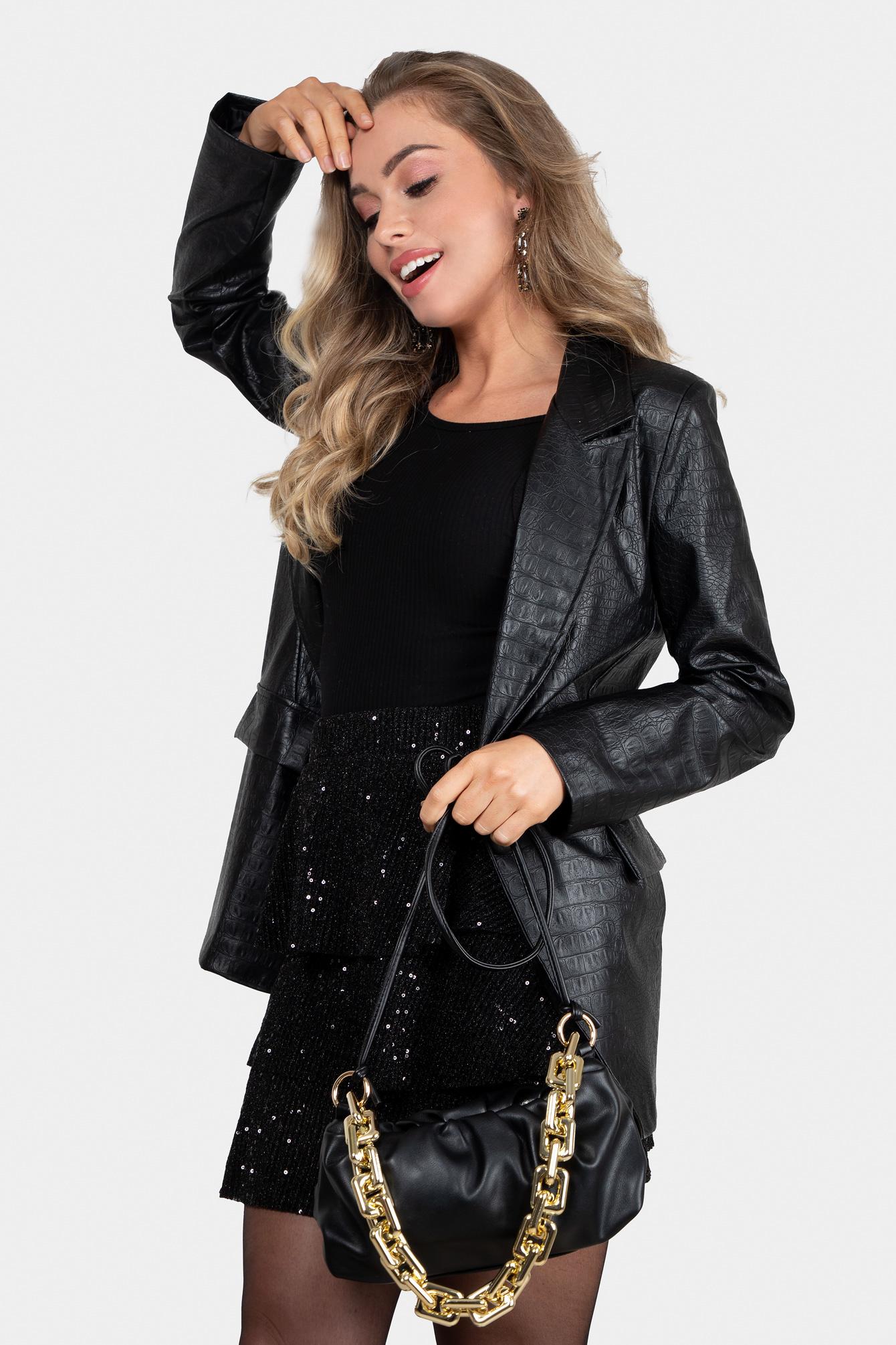 Bag Goldy black