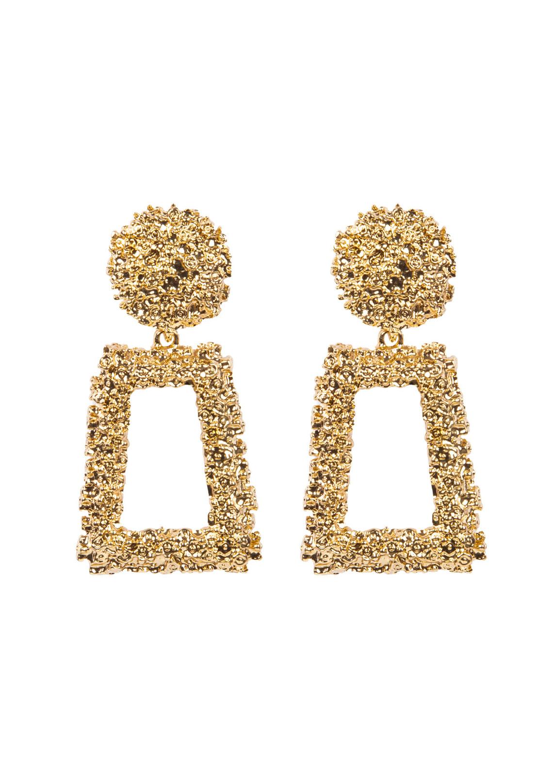 Earring Goldy