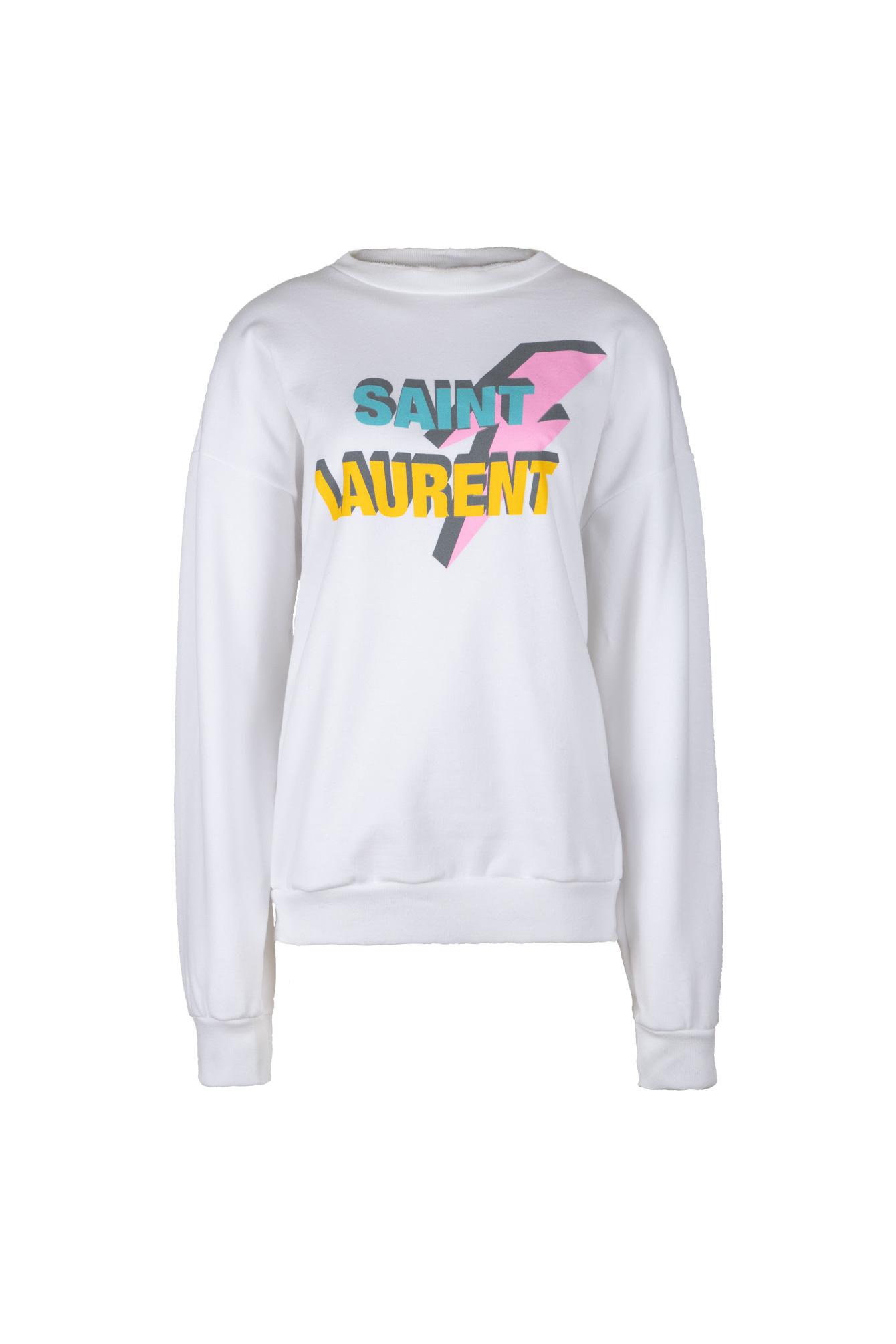 Saint sweater white