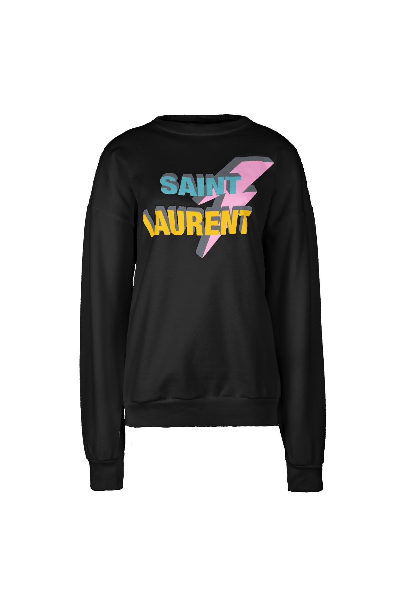 Saint sweater black