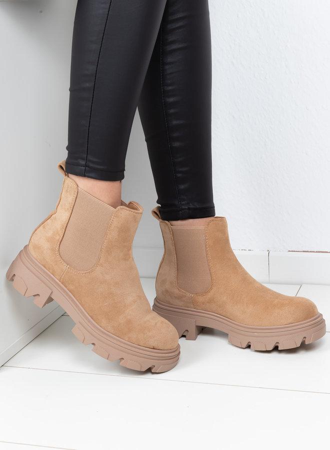 Boots Kiera beige