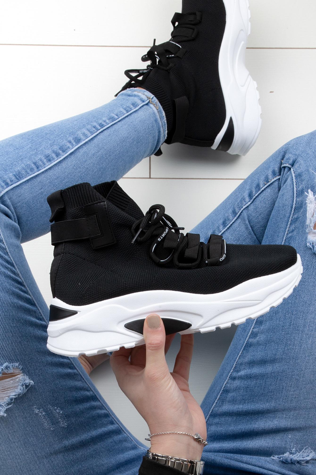 Sneaker Lilly zwart