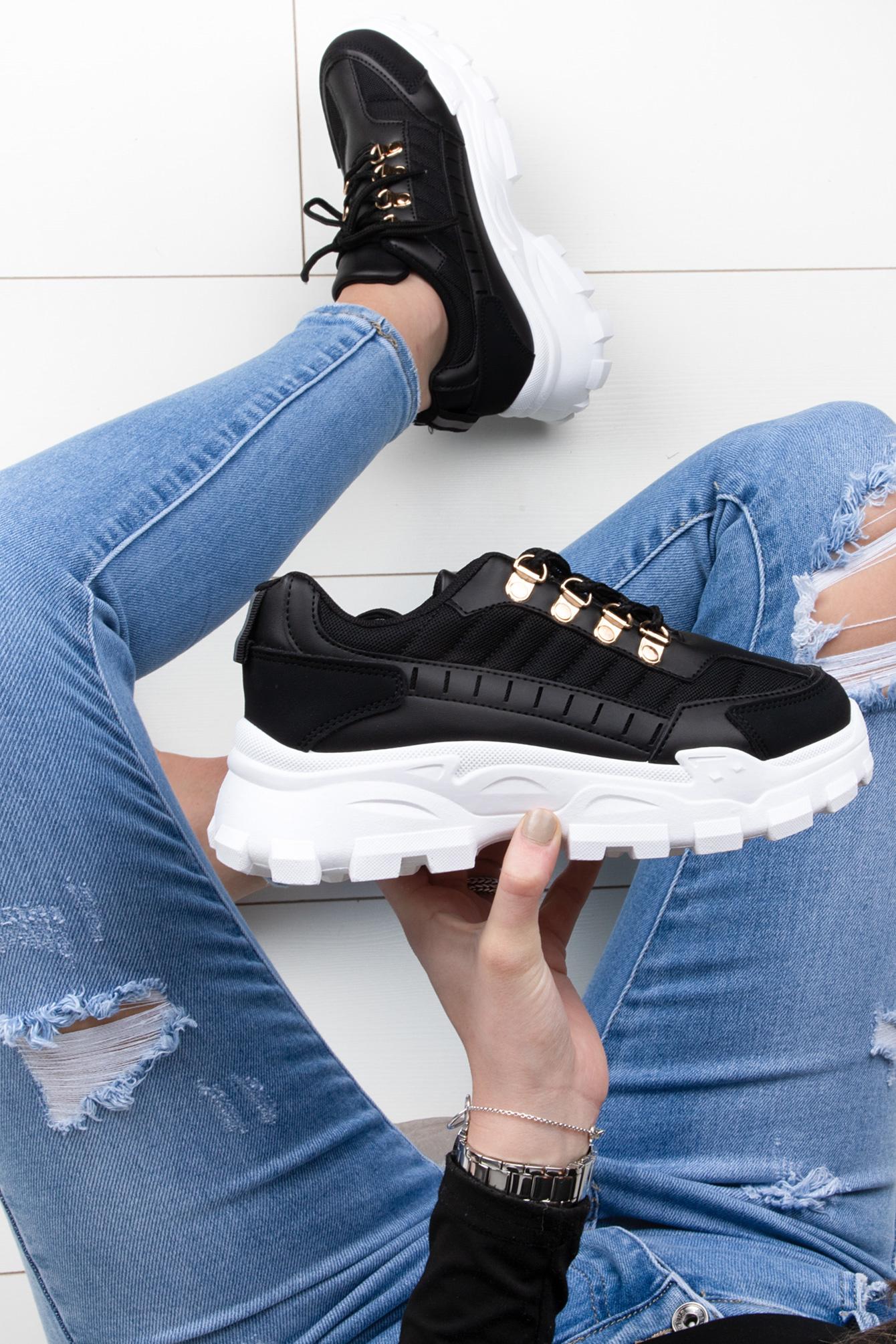 Sneaker Kimberly zwart