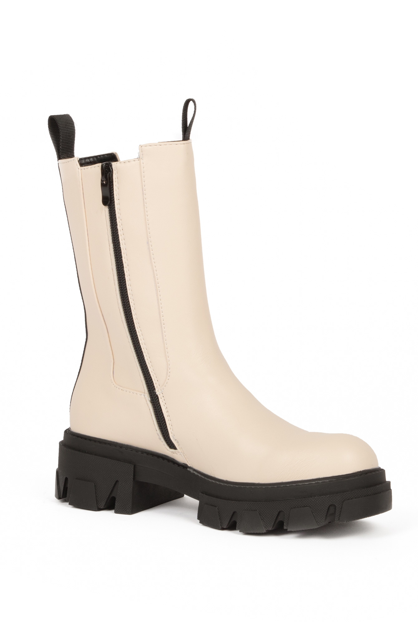 Boots Jess beige