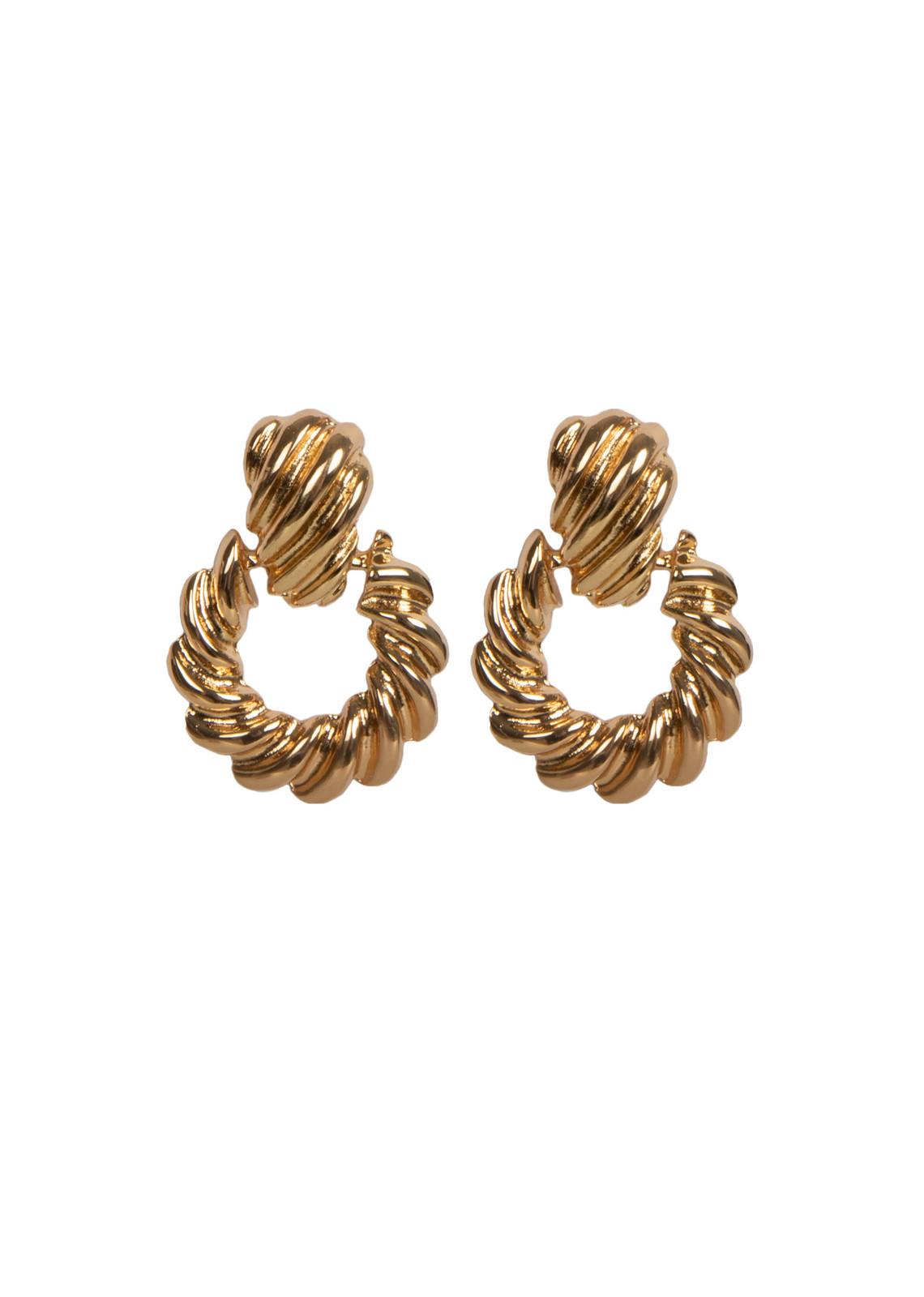 Earring Faya  gold