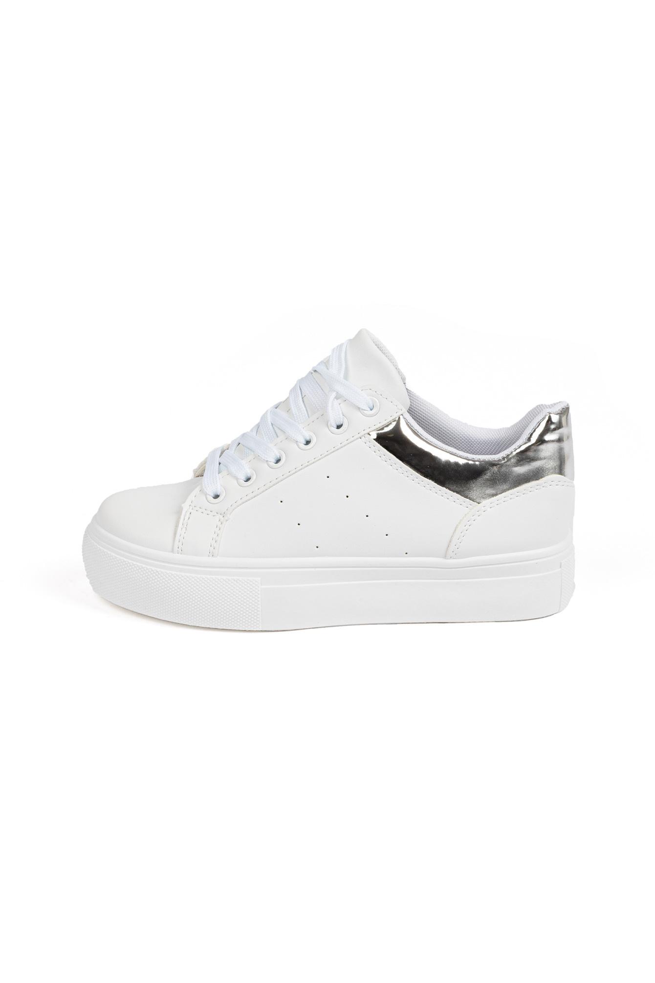 Sneaker Linde silver