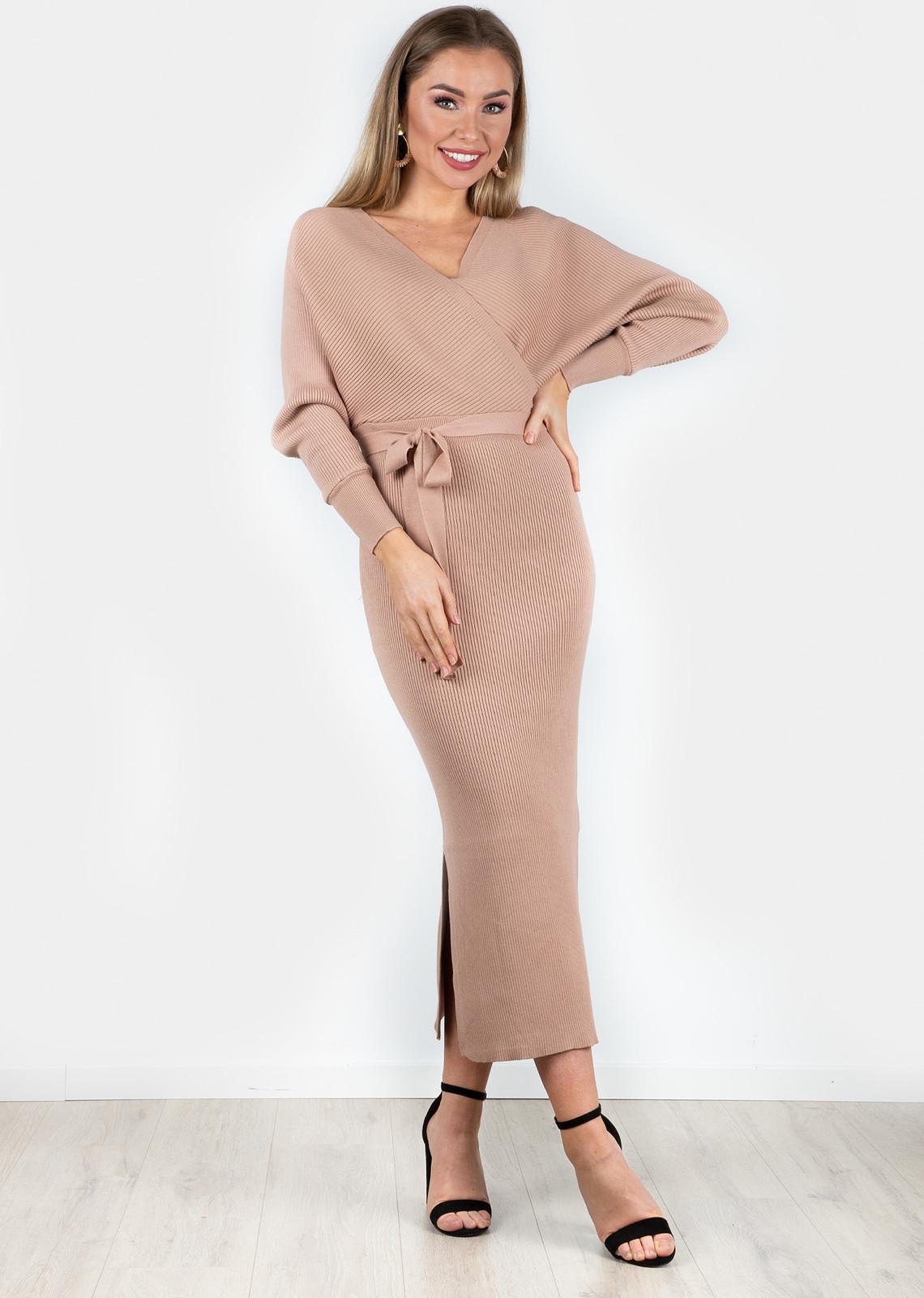 Dress Tara beige
