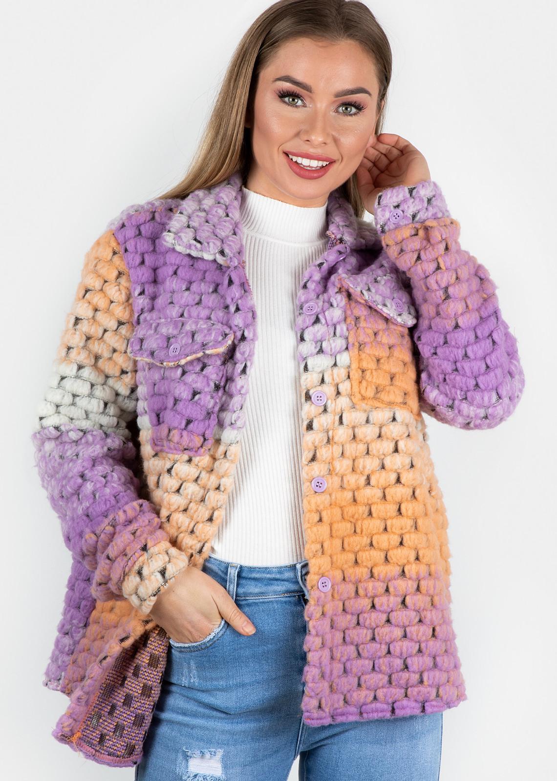 Blouse Carlijn lila