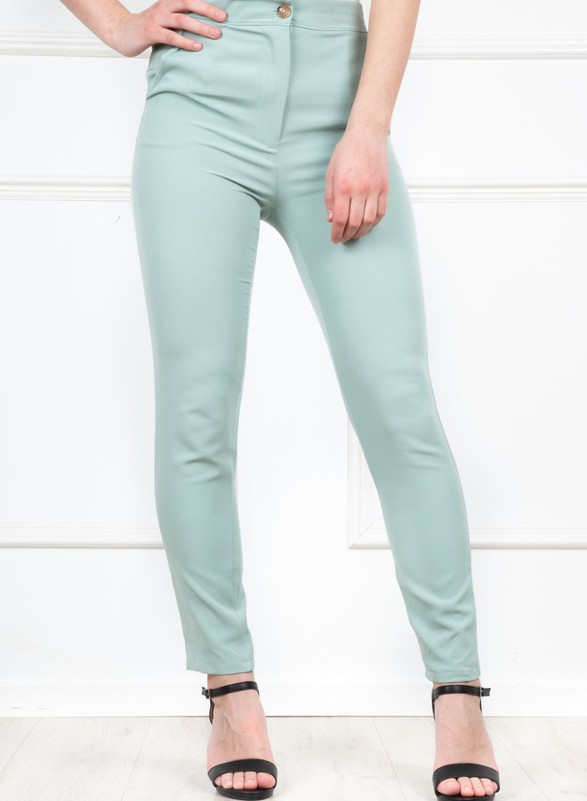 Valerie pantalon mint