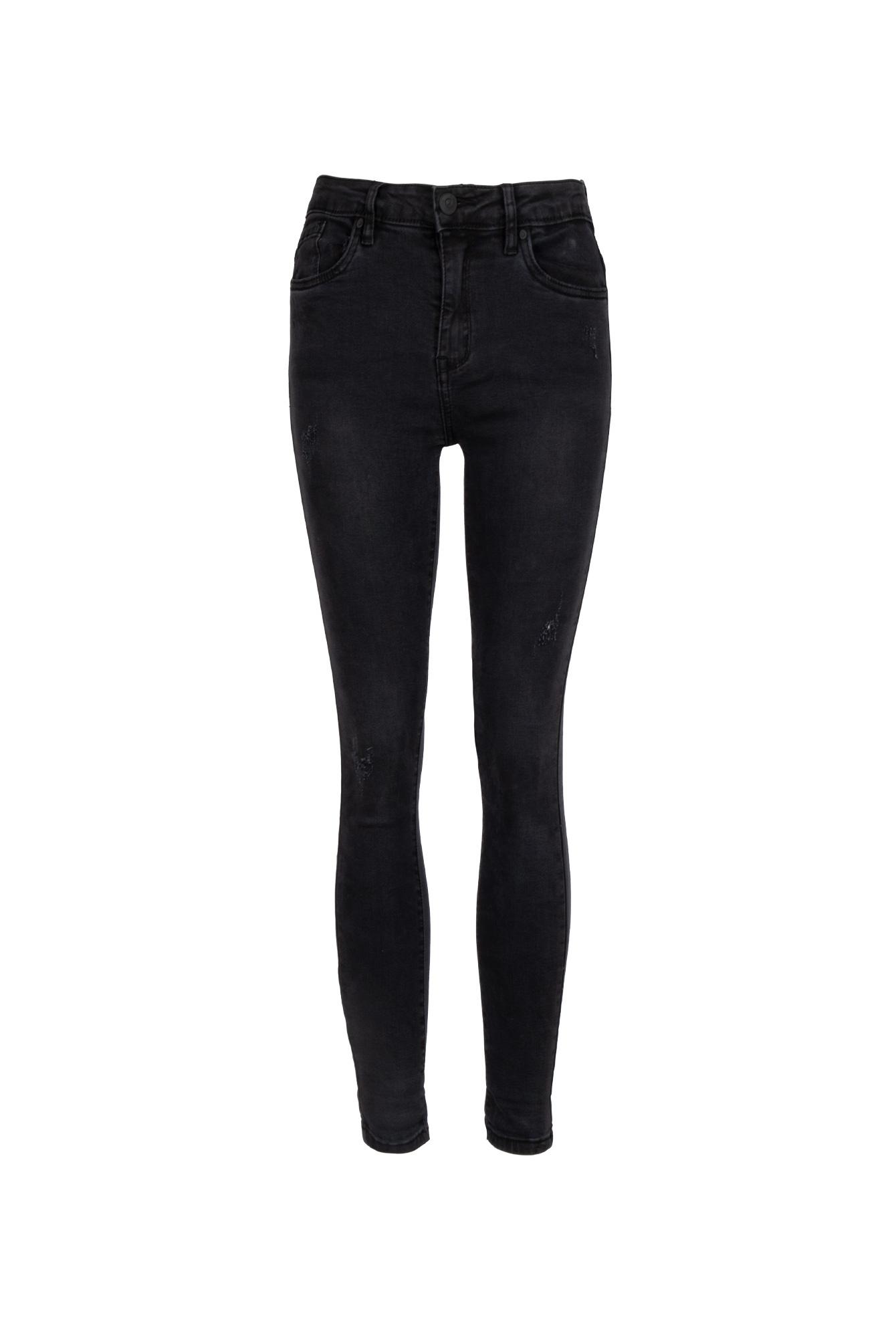 Denim jeans Anique zwart