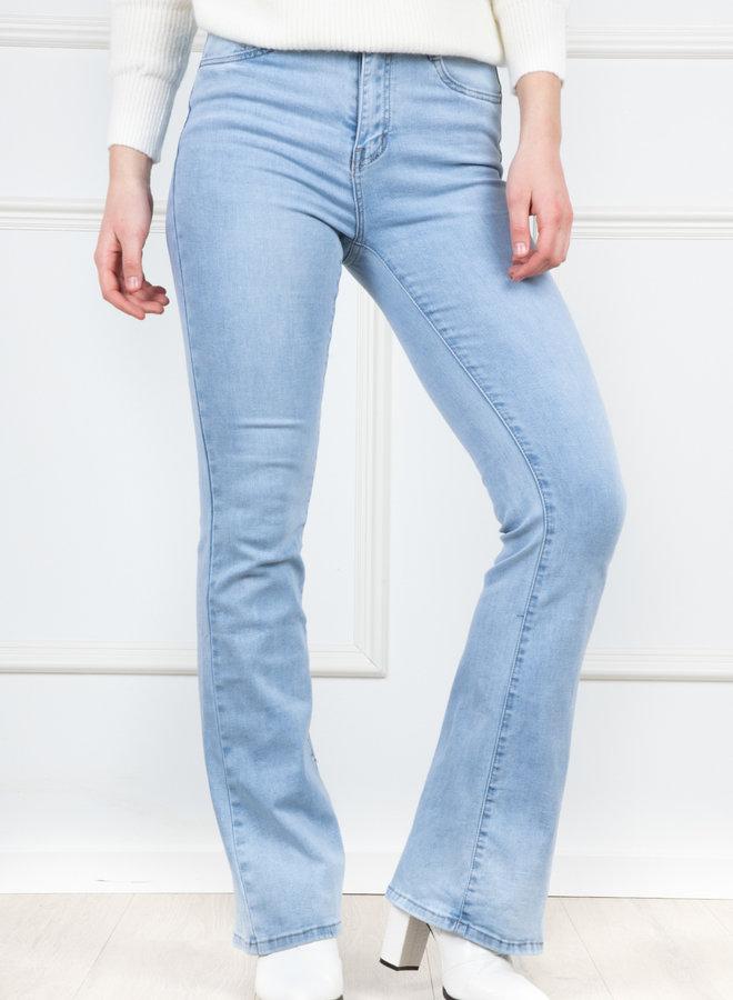 Denim jeans flare Ajla