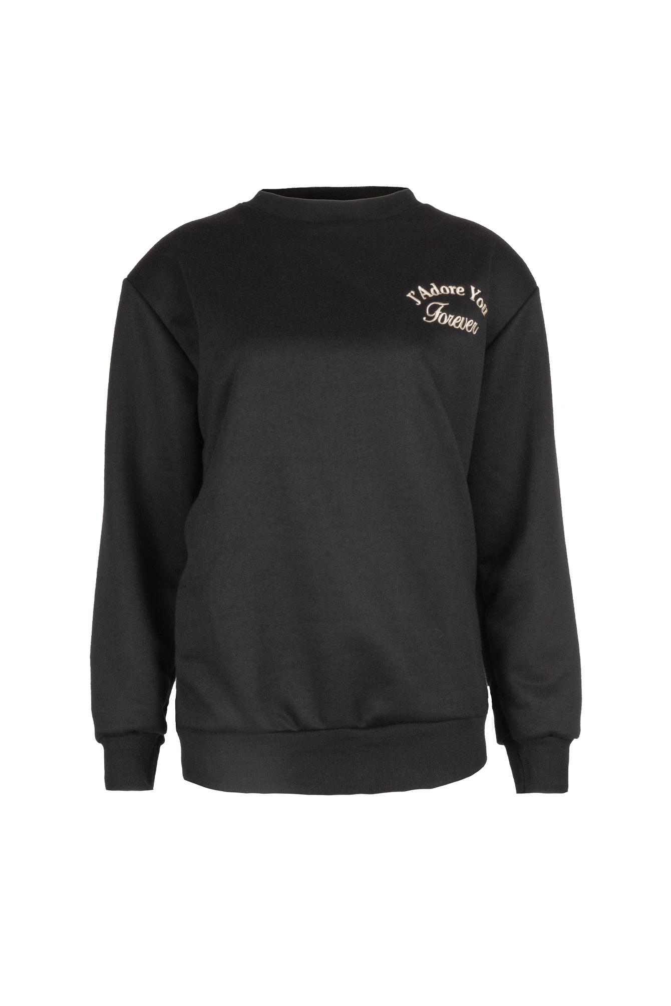 Sweater Jádore zwart