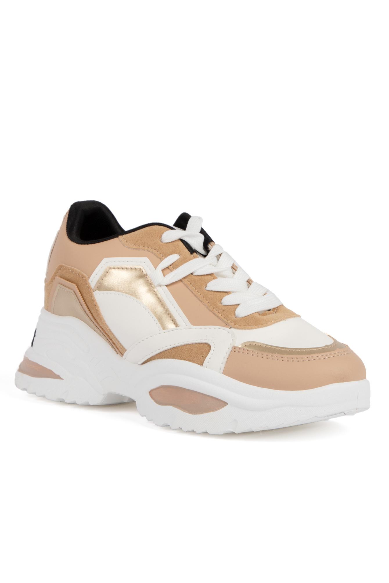 Sneaker Nina beige