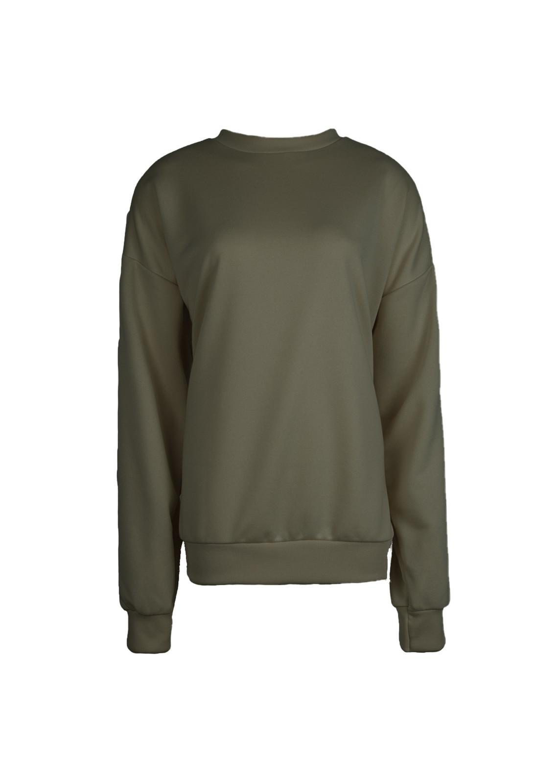 Sweater Dana kaki