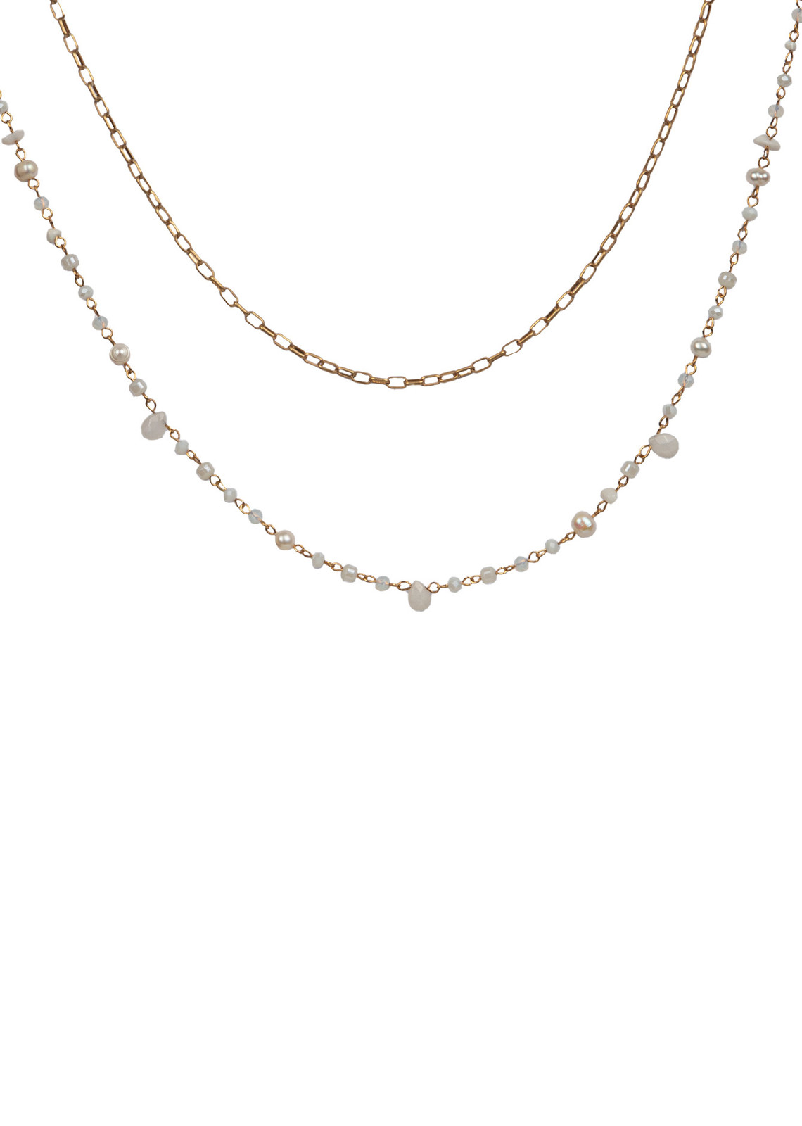 Necklace layer Suzie