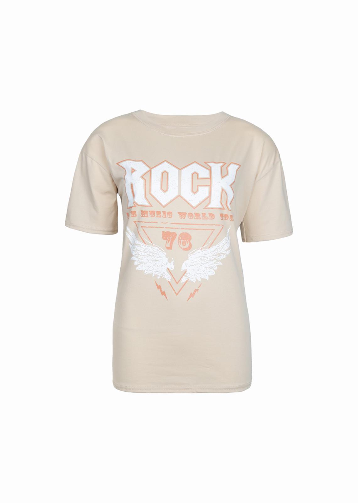 Rock shirt beige