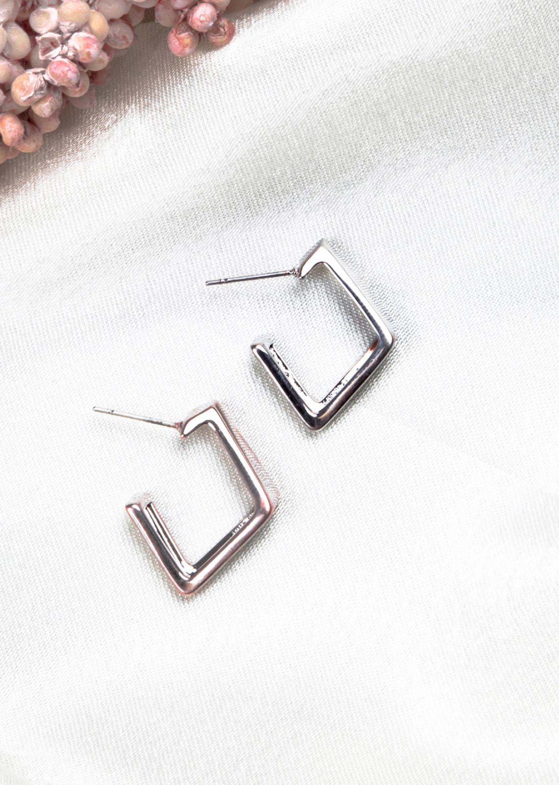 Earring Lianne silver