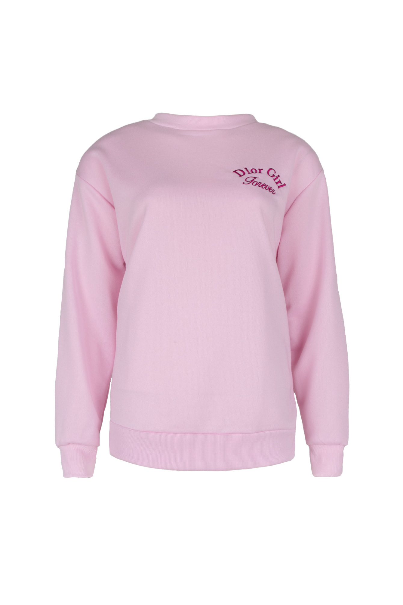 D Girl Forever sweater pink