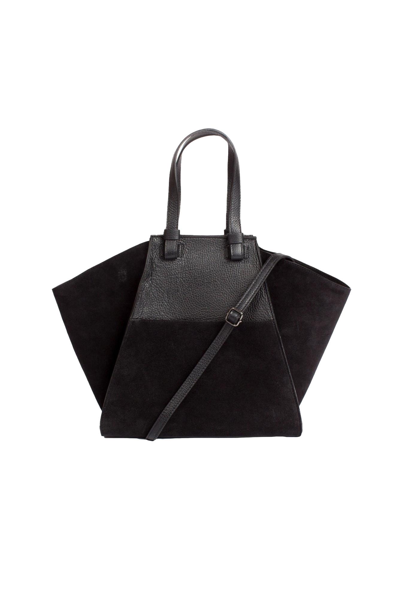 Luxury bag black