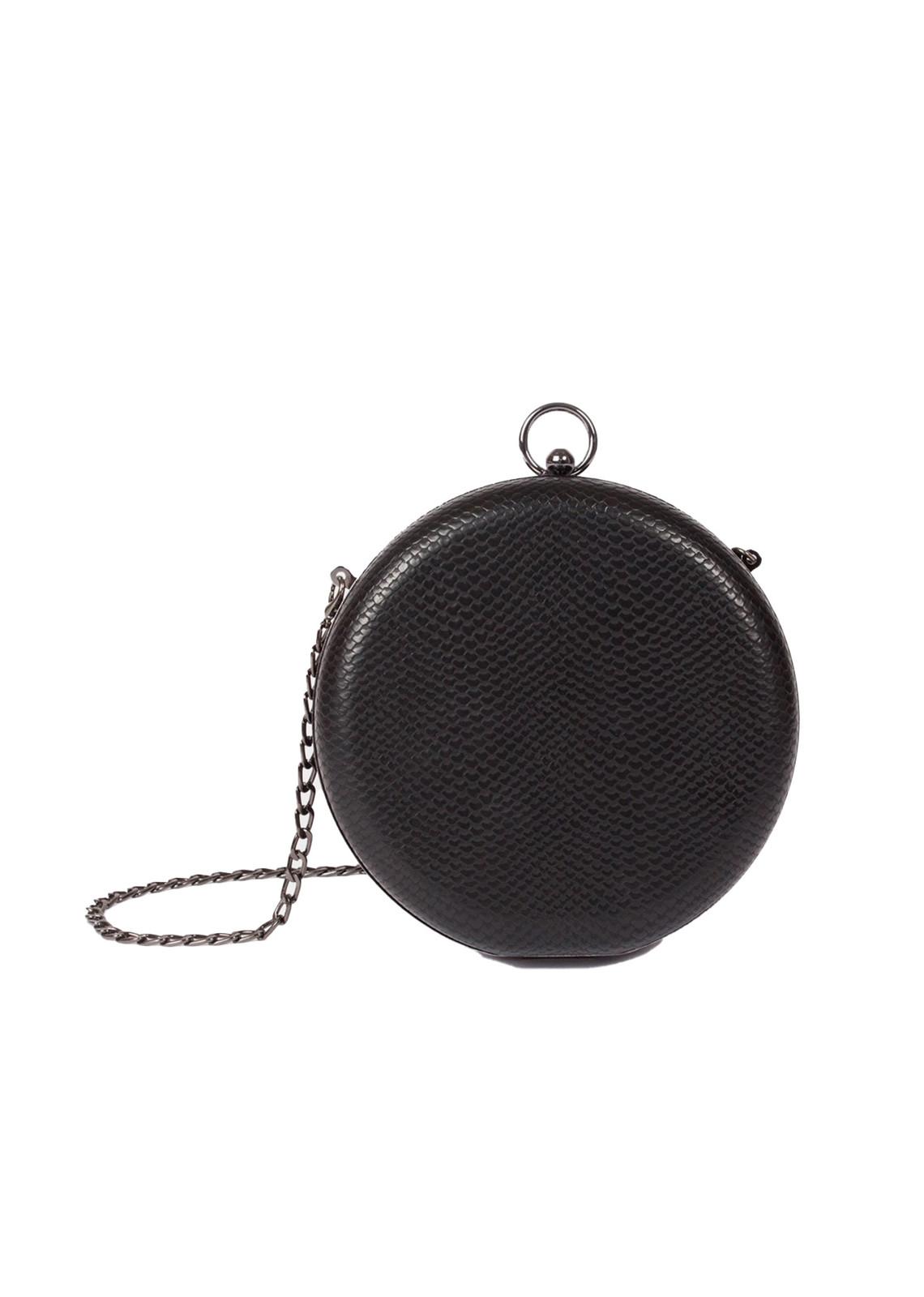 Round and round black