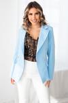 Blazer Norah blue