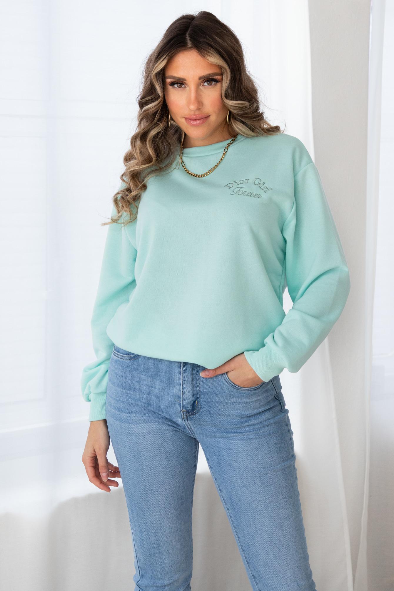 D Girl Forever sweater