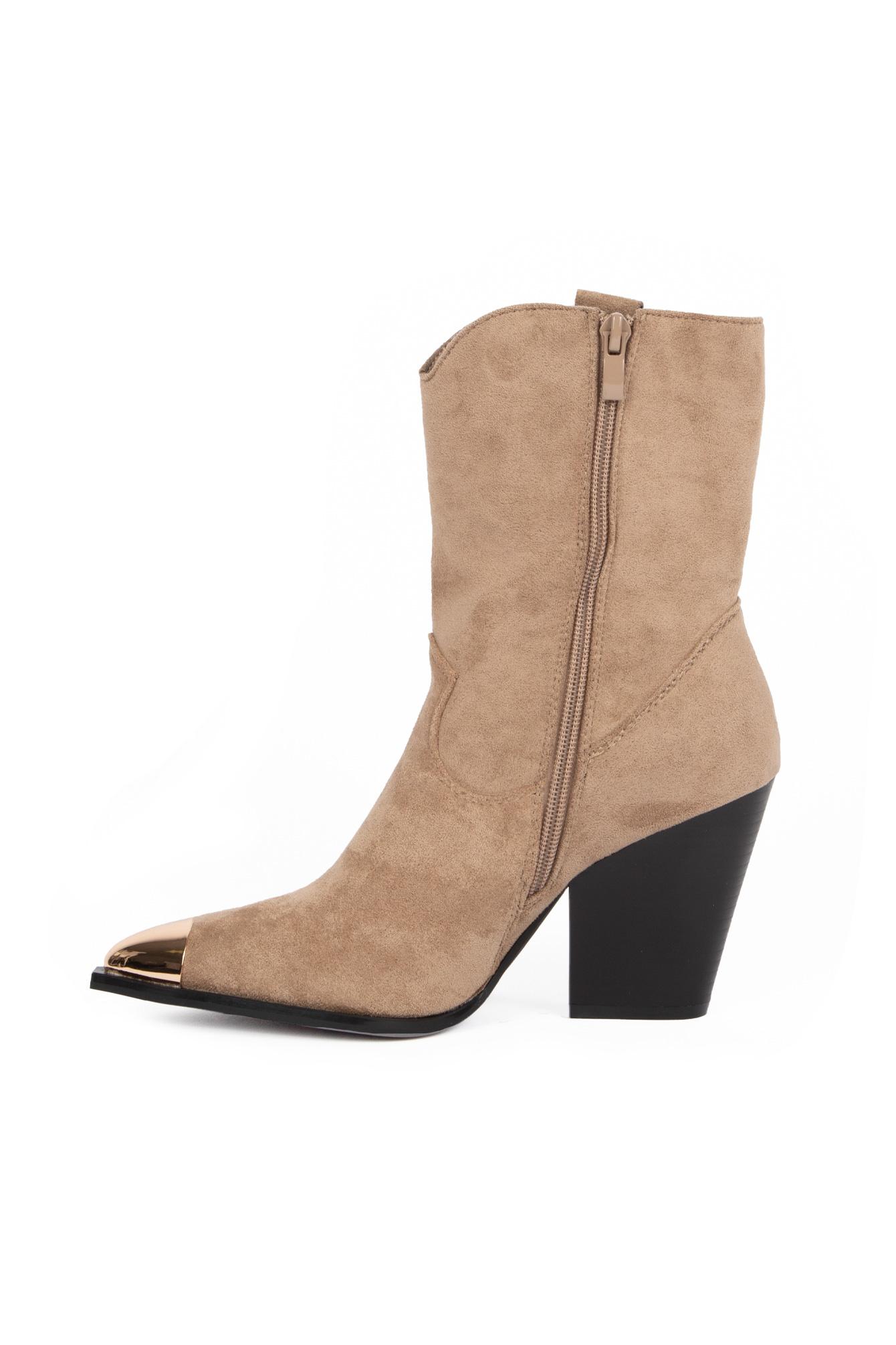 Cowboy boots Sally beige