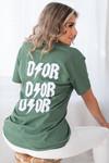 T-shirt Sofie kaki
