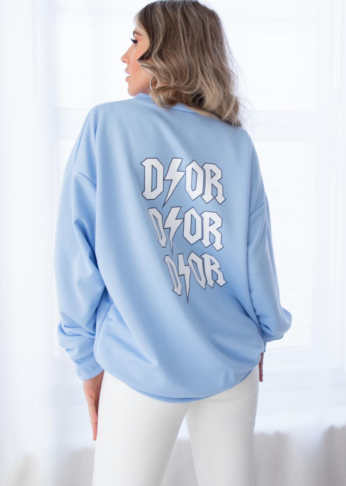 Sweater Dana blue