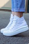 Sneaker Iris wit