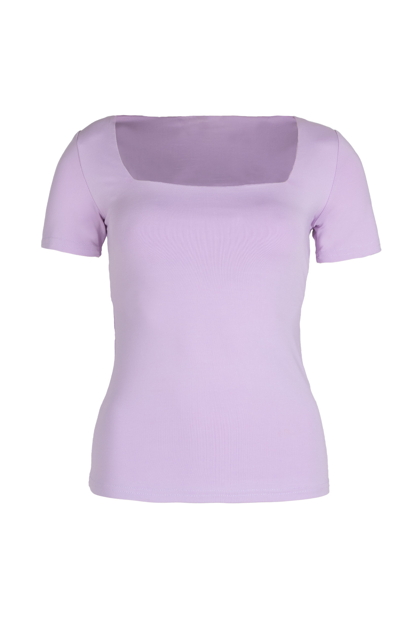 Basic top Sofia lila