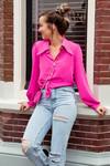 Blouse Isa pink