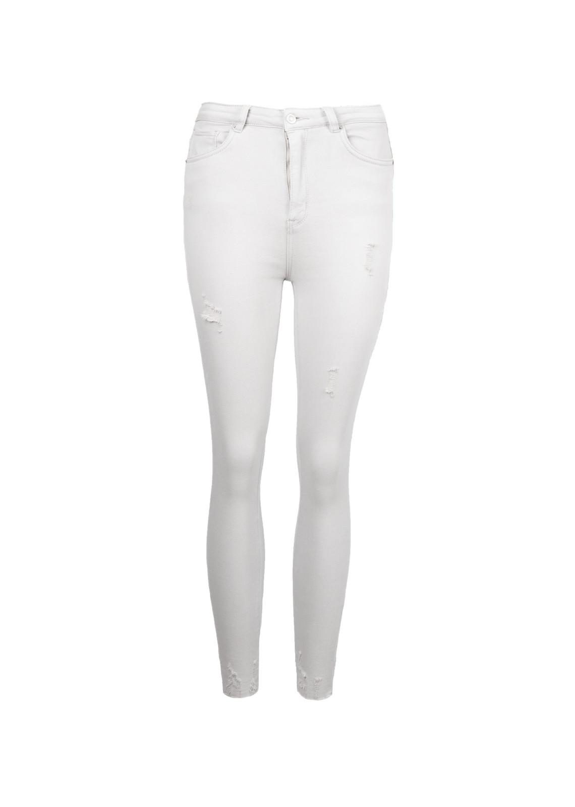 Jeans Naomi wit