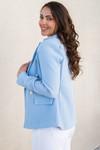 Blazer Merel blauw